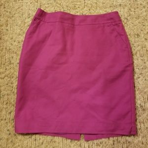 Merona Pencil Skirt (this time in purple!!)